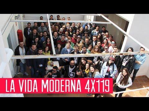 La Vida Moderna 4x119...es llamar crossover a la reunión de Franco y Hitler en Hendaya