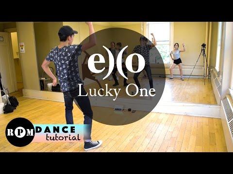 "EXO ""Lucky One"" Dance Tutorial (Chorus)"