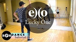 "EXO ""Lucky One"" Dance Tutorial (Chorus)"