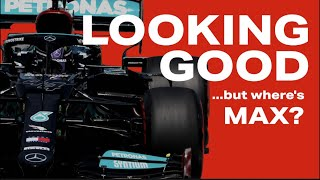 F1 Merc looking good - but where's Max by Peter Windsor