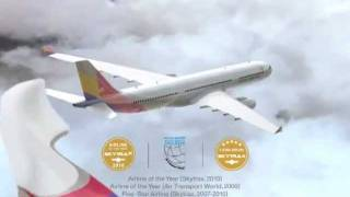 Asiana Airlines Commercial 2011