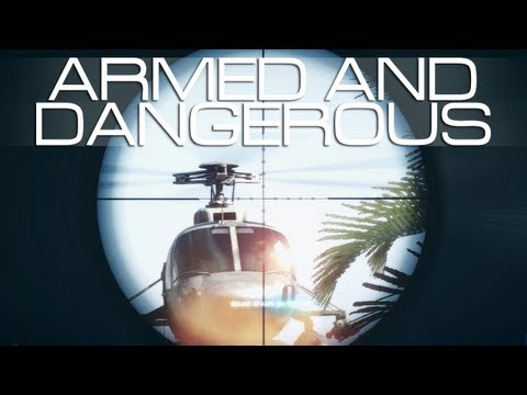 Armed and Dangerous - Battlefield 3 Montage by Wovn