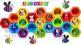 Preschool Paw Patrol Toys Bee Hives Toy