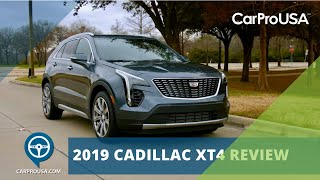 2019 Cadillac XT4 Test Drive And Review