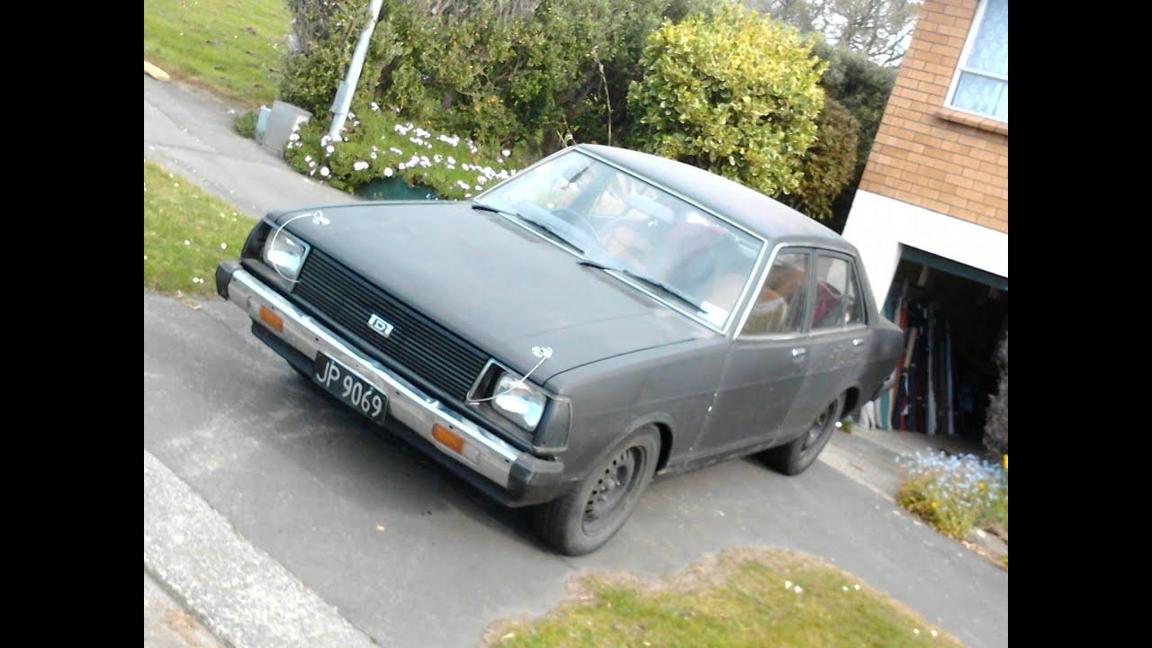 datsun b310 nz jdm 210 nostalgic car youtube