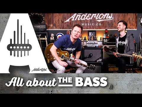 All About The Bass - Aguilar Tone Hammer Range
