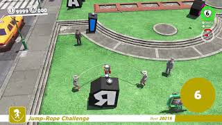 How to Cheat the Jump Rope Challenge in Super Mario Odyssey (New Method)