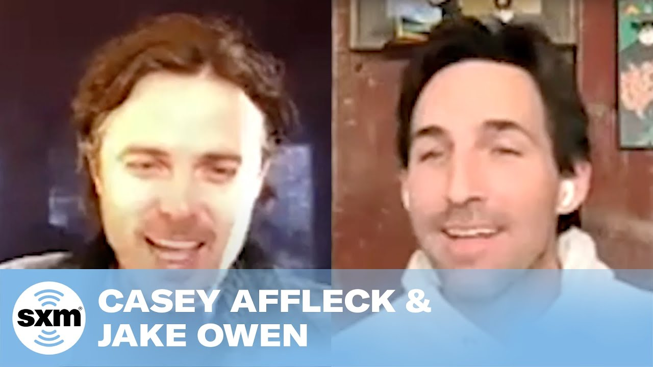 Casey Affleck and Jake Owen Describe the Vibe on the Set of 'Our Friend'