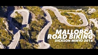 Mallorca Cycling 2016 with Dickson Minto