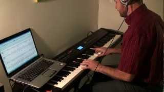 Rose Royce - Wishing on a star 1978 (piano+midi).mp4