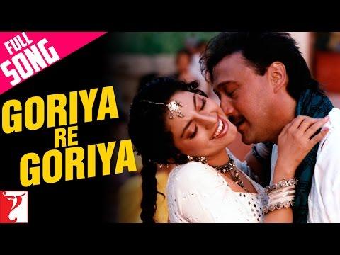 Goriya Re Goriya - Full Song | Aaina | Jackie Shroff | Juhi Chawla | Amrita Singh