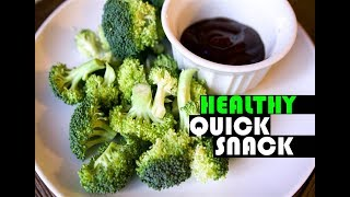 HEALTHY QUICK SNACK | LOSE WEIGHT | DELICIOUS