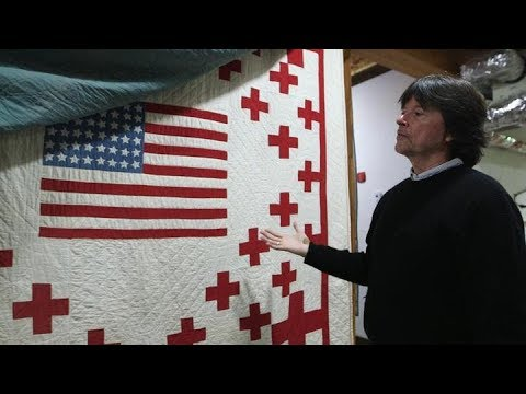 Nebraska Stories | The Quilts of Ken Burns and More