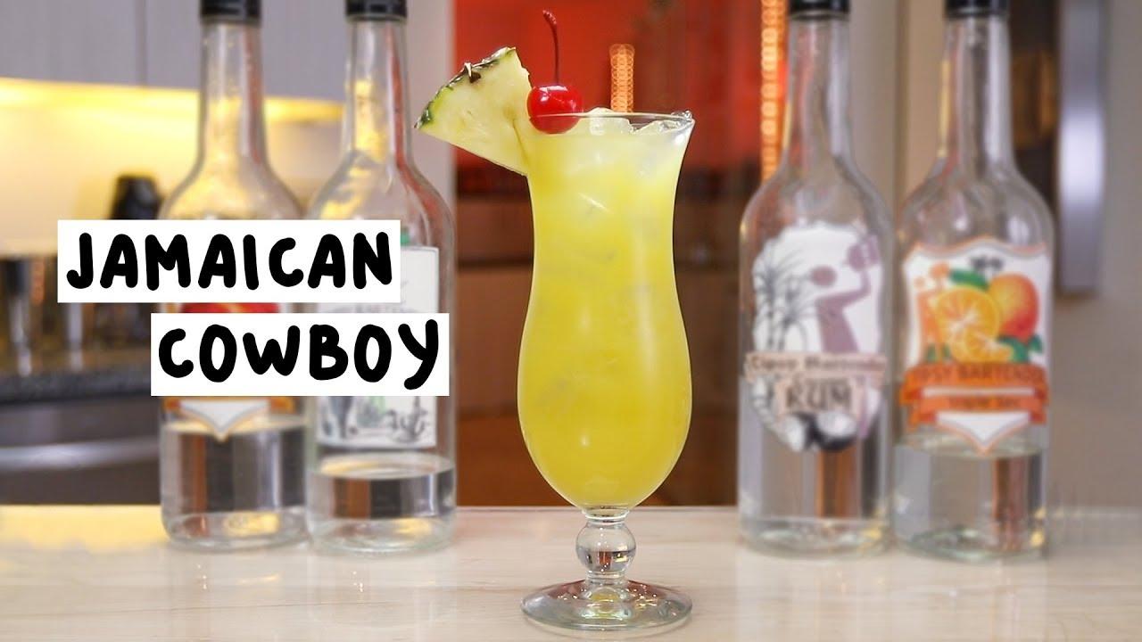 Jamaican Cowboy Mixed Drink