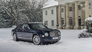 2014 Bentley Mulsanne Review Outside & Inside