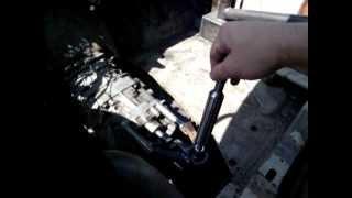 Кулиса (рычаг КПП) ГАЗ 24 V8