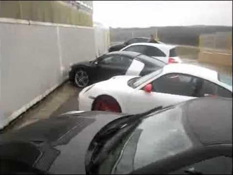 Shiko sa shofer i dobet (Audi R8)