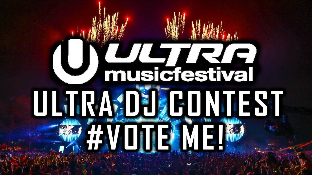Ultra Music Festival Europe 2019 | UMF DJ Mix Contest 2019 | #JordiUMF 🔥  Vote Jordi Sans DJ 🔥