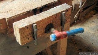 Older Woodworking Vise