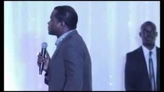"Pastor David Musinguzi with Pastor Robert Kayanja ""When Anointing meets Anointing"""