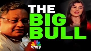 Rakesh Jhunjhunwala Exclusive | Biggest Interview of 2018 on Stock Market | CNBC TV18