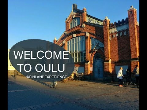 Welcome To Oulu // Finland - 2016
