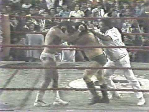 Mister Argentina X Aquiles - Luta dos Gigantes do Ringue! (PARTE 3 final)
