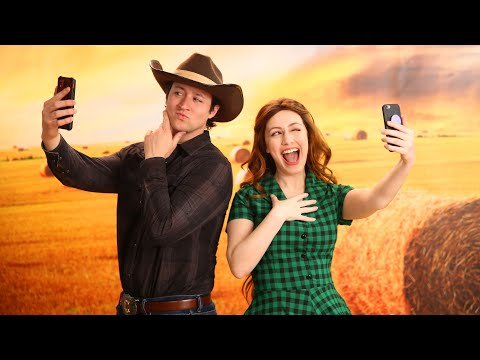 Oklahoma! Updated for the Digital Era | Musical Medley | Whitney Avalon & Curt Mega