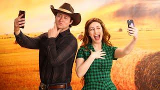 Oklahoma! Updated for the Digital Era   Musical Medley   Whitney Avalon & Curt Mega