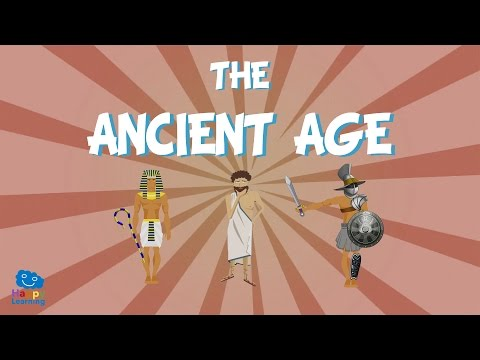 The Ancient Age | Educational Video for Kids