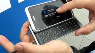 Nokia E7 Hands-on