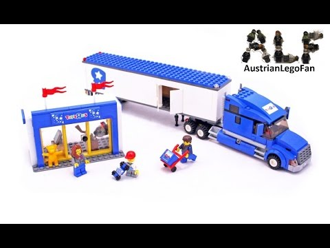 Lego City 7848 Toys´r Us Truck / LKW - Lego Speed Build Review