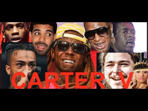 Lil Wayne CARTER V REACTIONS, Features and Tracklists, 400K First Week? report