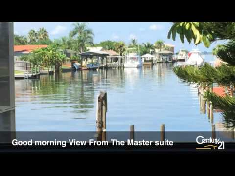 SOLD - COCOA BEACH WATERFRONT POOL HOME FOR SALE - CENTURY 21 Ocean