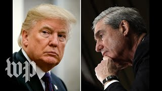 How Trump regained control of the Mueller probe