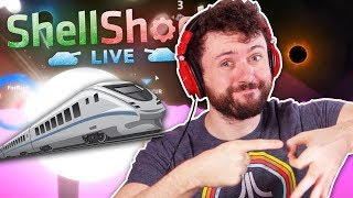 Are you really friends if you're not scaring him with your train? | Shellshock Live w/ The Derp Crew