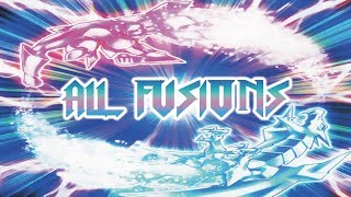 Yu-Gi-Oh! The Duelists of the Roses All FUSIONS HD [PS2]