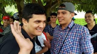 ADVERSO(VEN) VS QUIKALA(COL)    FREESTYLE BUCARAMANGA    SKILLS MIC™