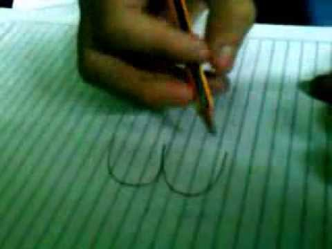 Como dibujar un Cocodrilo (LeL)