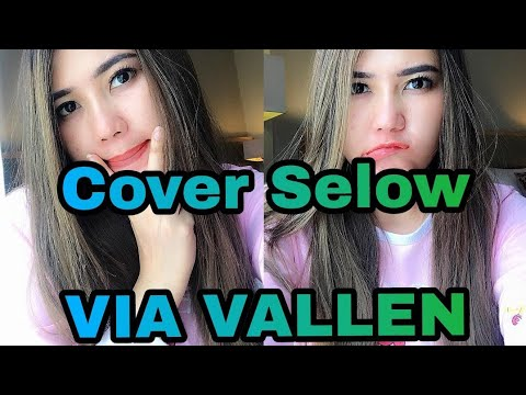 Via Vallen Selow (lyrics) | Cover terbaru