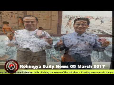 Rohingya Daily News 05 March 2017