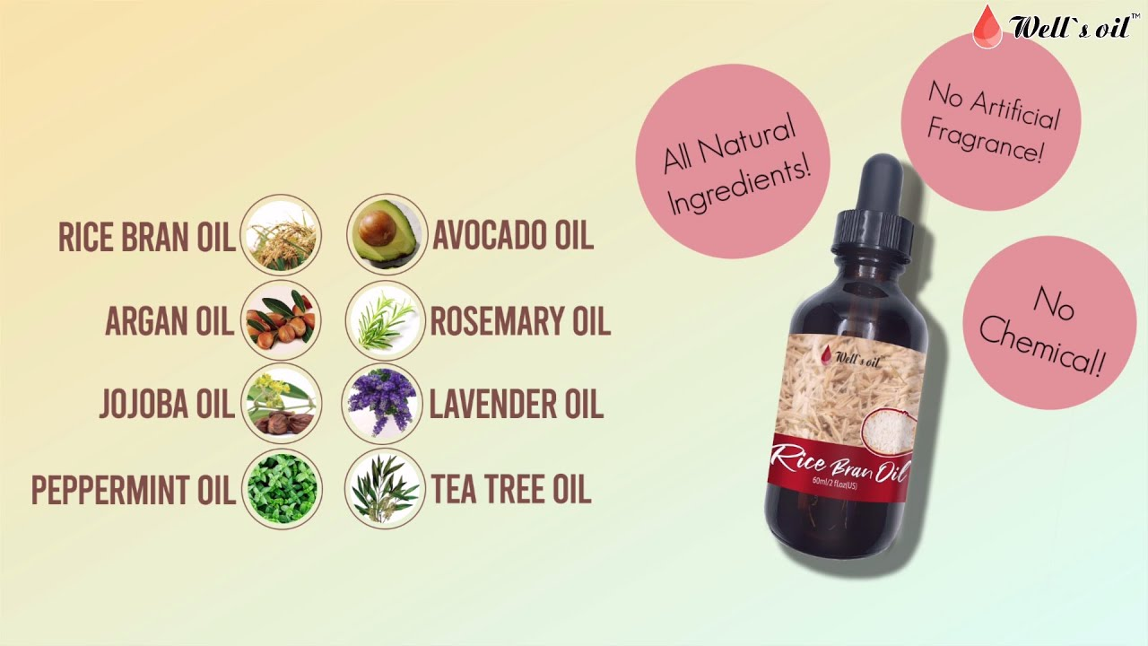 Introducing Well's Rice Bran Oil!