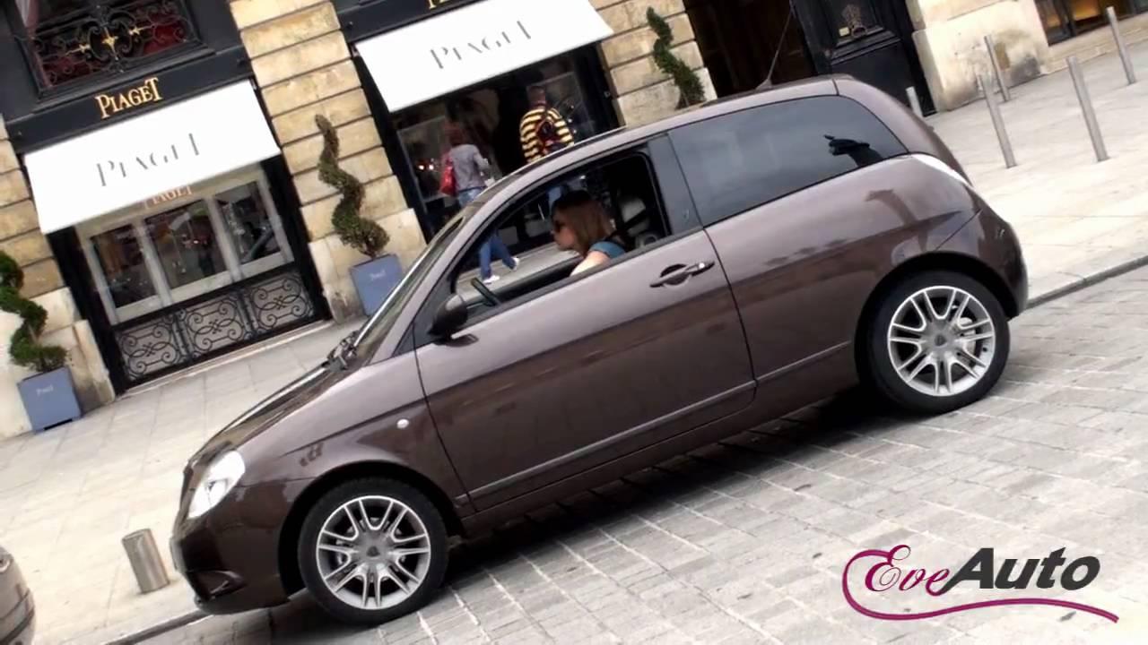 Lancia YPsilon Versus par Eve-Auto - YouTube