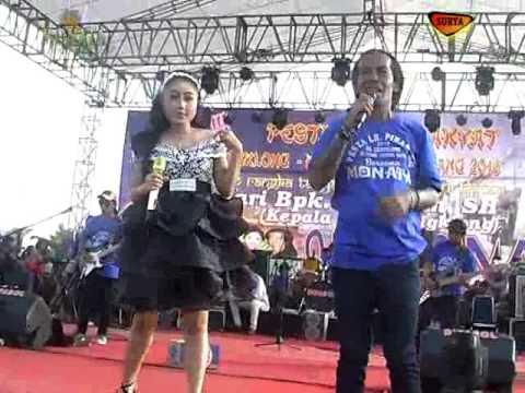 MONATA Tangerang - Kandas Sodik Feat Anjar Anjani
