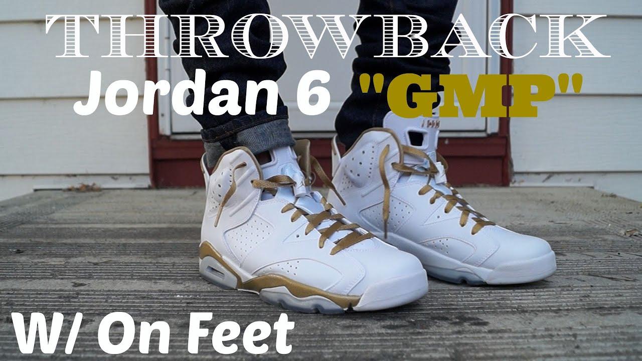 ThrowBackThursday - Jordan 6 \