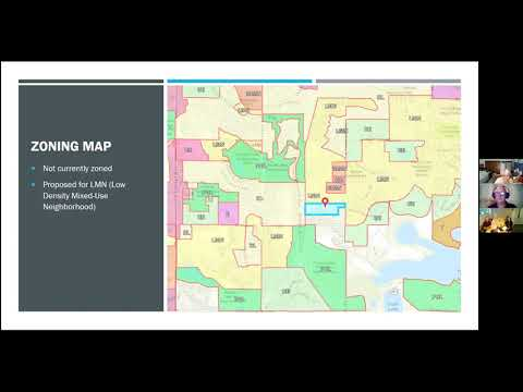 Timber Lark Annexation and Zoning Neighborhood Meeting