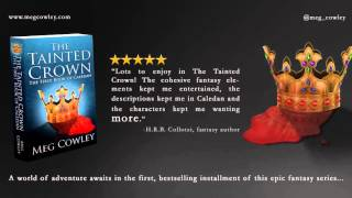The Tainted Crown and The Brooding Crown free on Kindle for the last time!