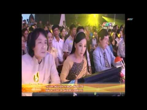 Chuông vàng vọng cổ 2014   Chung kết khu vực Tây Nam Bộ