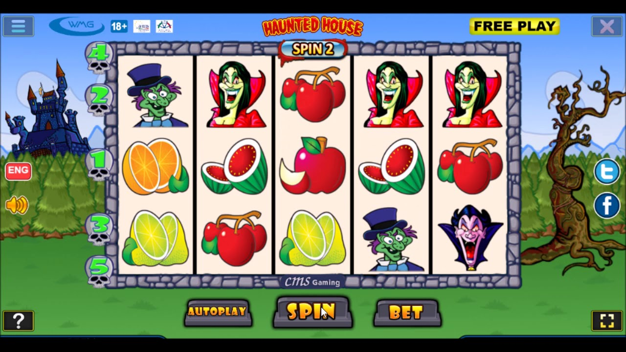 Slot Machine Online Gratis Haunted House