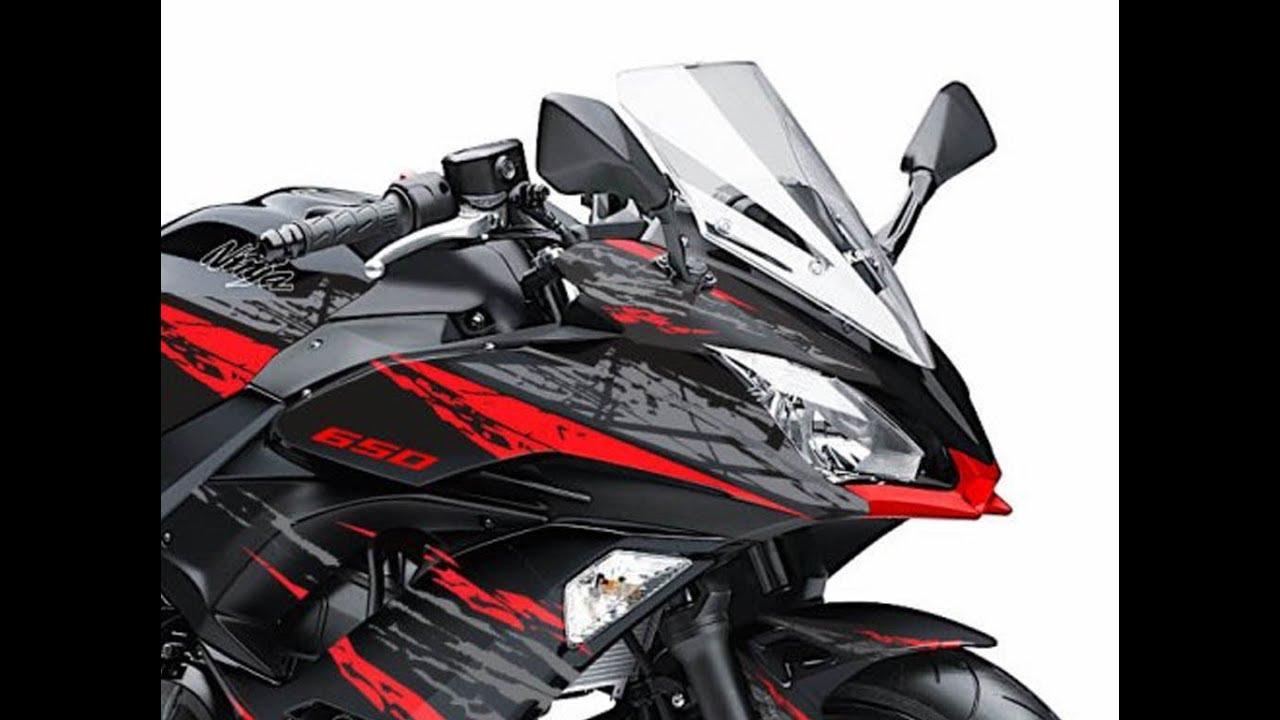 New Ninja 650 Black Street 2019 Kawasaki Ninja 650 Black Street
